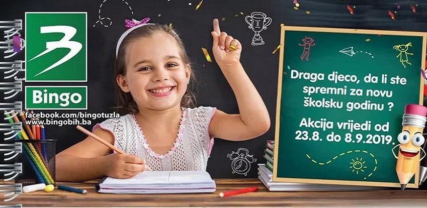 Draga djeco, da li ste spremni za novu školsku godinu?