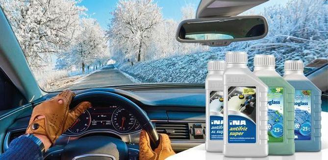 Pripremite vaš automobil za zimske dane uz INA MAZIVA!