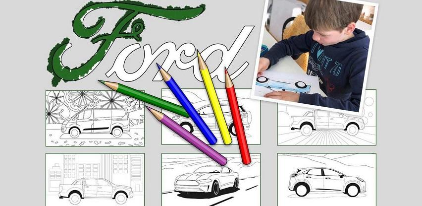 Ford smislio zabavu i za djecu i za odrasle