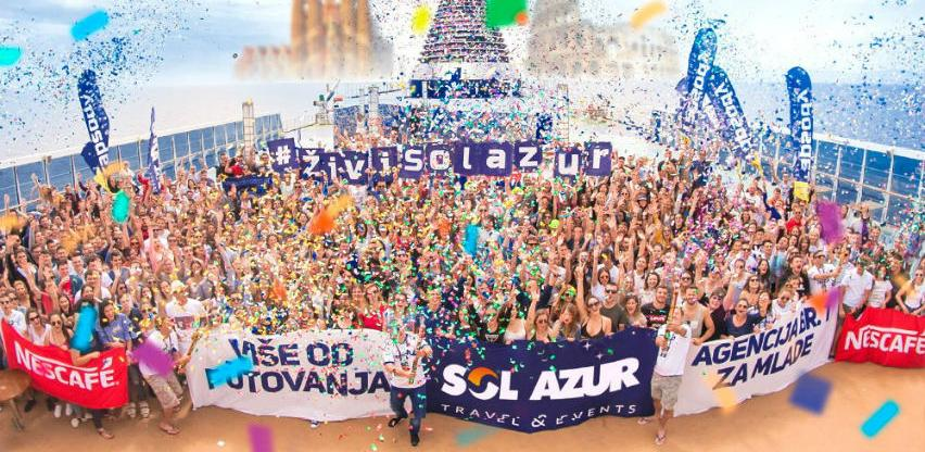 Sol Azur u saradnji sa Sberbank BH sufinansira studentske ekskurzije