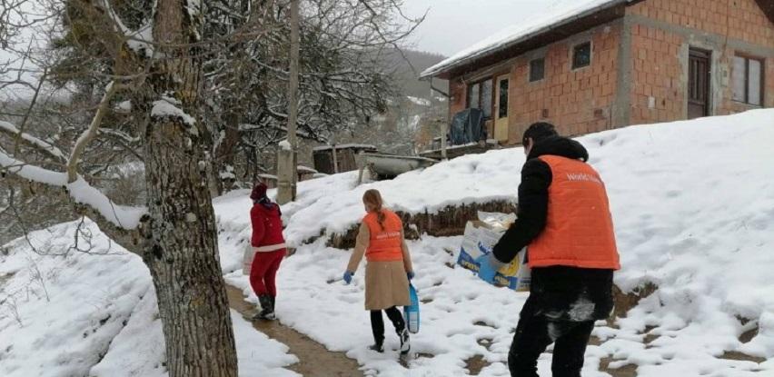 World Vision BiH - Pomoć porodicama u osnovnim životnim namirnicama