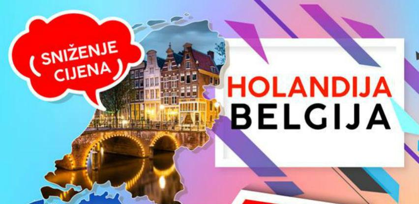 Centrotrans & Semi Tours vas vode u Belgiju i Holandiju po promotivnim cijenama