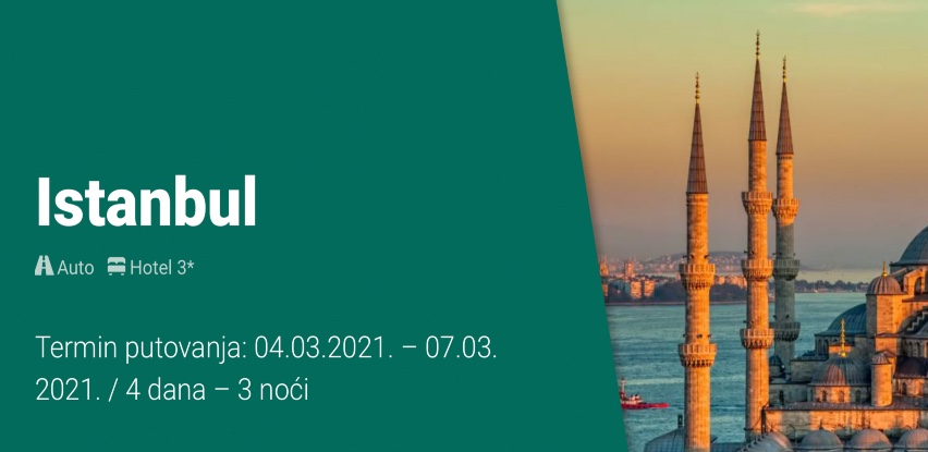 Istanbul MART sa Relax Tours-om