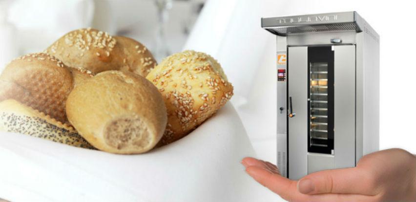 Rotaciona peć Tagliavini rezultat je dobro proučene napredne tehnologije