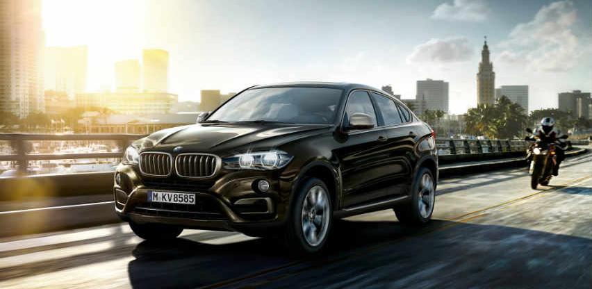 BMW X6 prelazi sve granice
