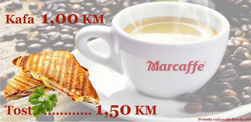 Novo u ponudi Hotela Emiran: Jutarnja kafica i hrskavi tost sendvič!