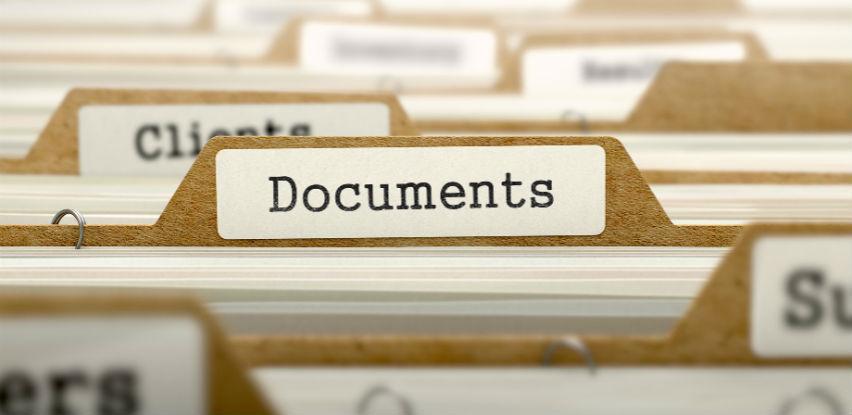 Mikrografija: Certificirane usluge postupanja sa dokumentima
