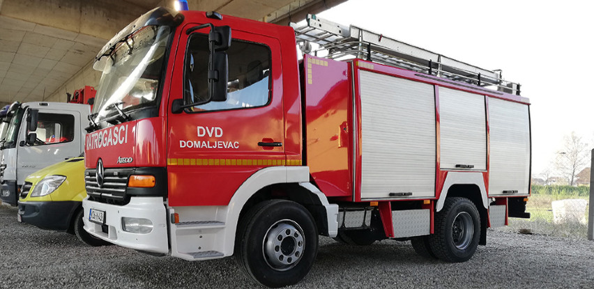 Nova i polovna vatrogasna vozila iz ponude SV Company