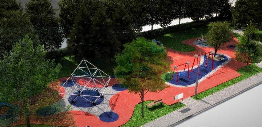 Društveno odgovorne kompanije grade novo dječije igralište u Banja Luci