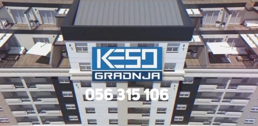 Keso Gradnja: Prodaja stanova u centru grada! (Video)