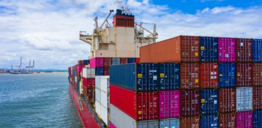 A2B Express: Međunarodni pomorski transport