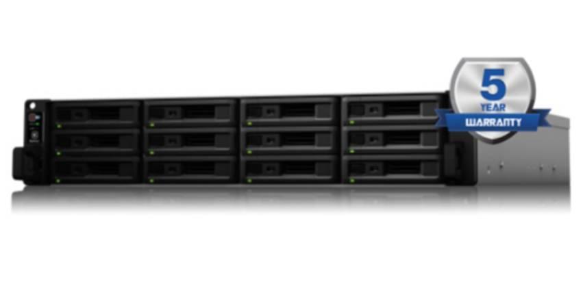 Brz i skalabilan NAS server s puno prostora za pohranu