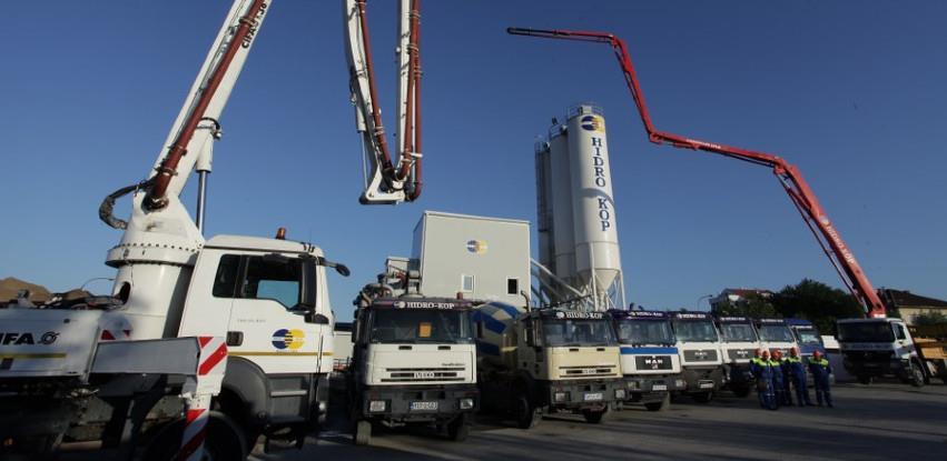 Trebate beton? Sa isporukom i ugradnjom na gradilište?