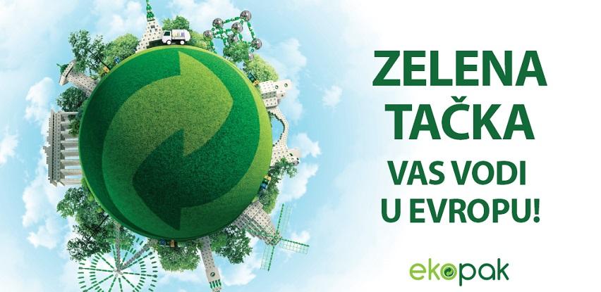 Ekopak poslao na reciklažu 12.582 tone ambalaže