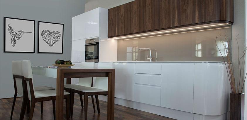 Bijela kuhinja kao odraz elegancije i stila