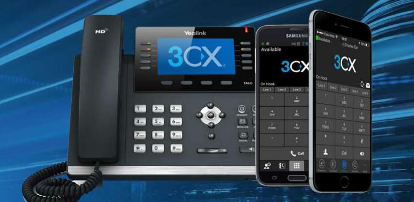 3CX telefonski sistemi: Kvalitetno rješenje za telefone u vašoj kompaniji