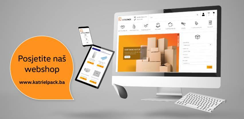 Olakšajte Vaše pakiranje uz Katrielpack web shop