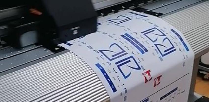 AVA star Kakanj: Izrada naljepnica za tekstil