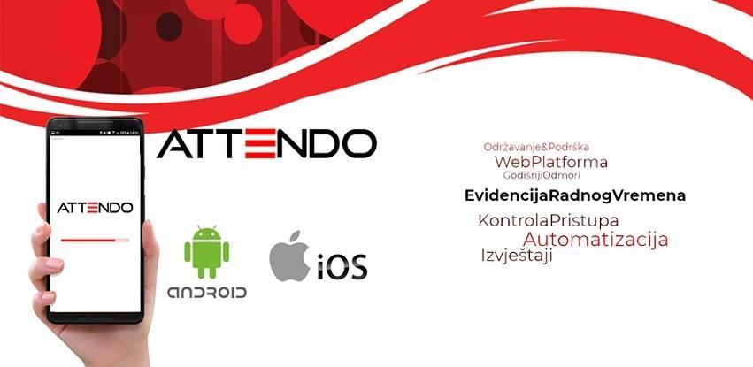 Attendo Cloud - Evidencija radnog vremena i kontrola pristupa