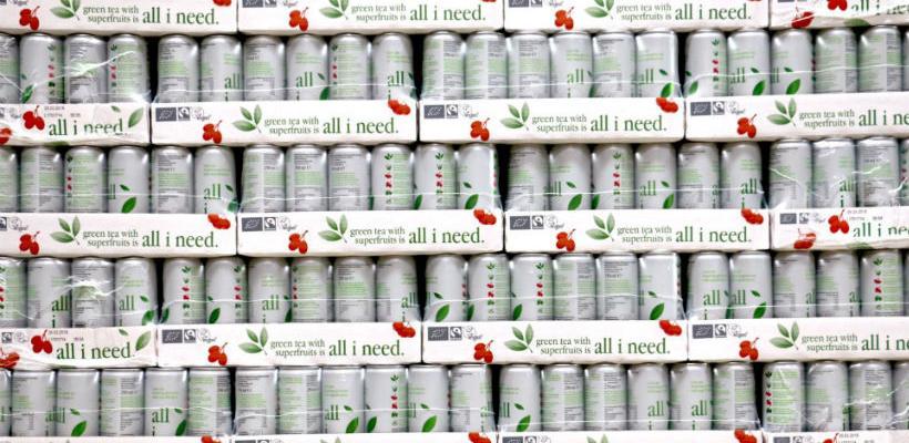 Optimizirana logistika organskih osvježavajućih pića
