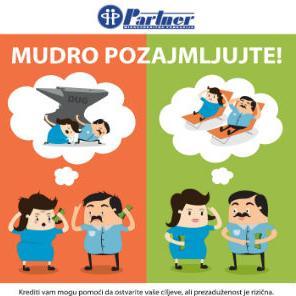 """Partner MKF započela edukativnu kampanju """"Mudro do kredita"""""""