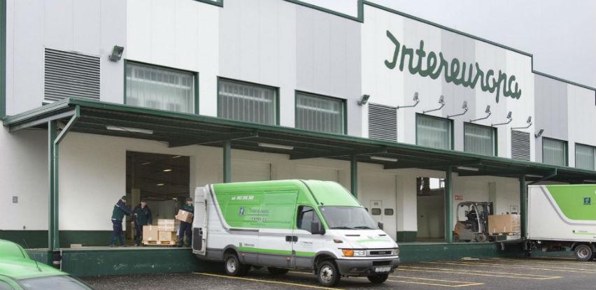 Intereuropa posjeduje 7.000 m2 carinskih skladišta za skladištenje robe