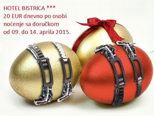 OC Jahorina i za Uskrs nudi više od skijanja: Top ponuda hotel Bistrica!