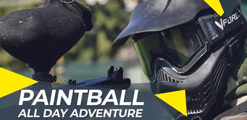 Da li ste spremni za cjelodnevnu paintball avanturu?