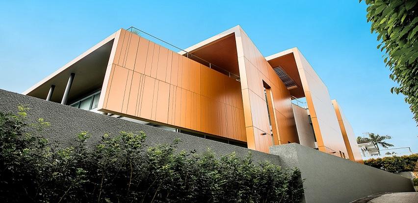 Aluminijske prozračene fasade od kompozitnih ploča