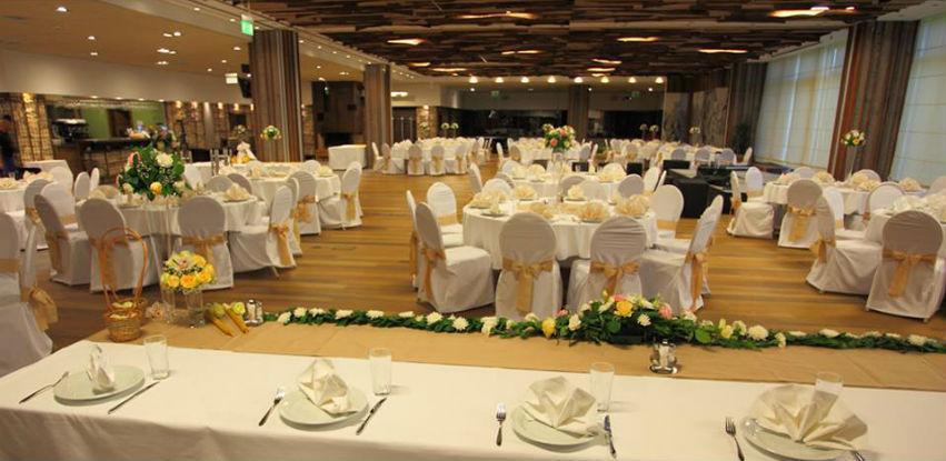Vaše vjenčane iz snova moguće je uz profesionalni tim hotela Termag
