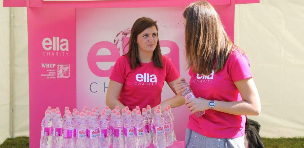 Ella voda prijatelj projekta