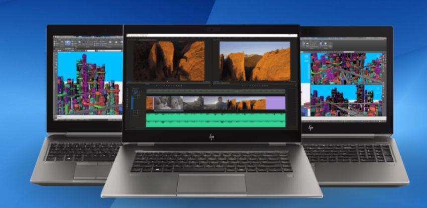 ZBook serija – Za kreativne i tehničke profesionalce