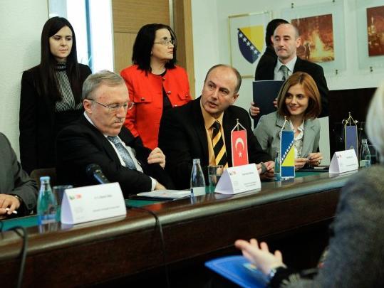 Turske firme zainteresirane za ulaganja u energetski sektor BiH