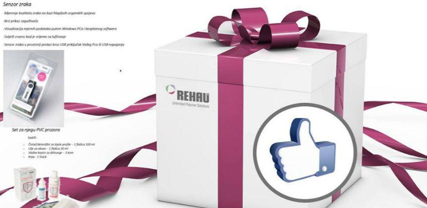 Igrajte nagradnu igru sa Rehau i osvojite vrijedne nagrade