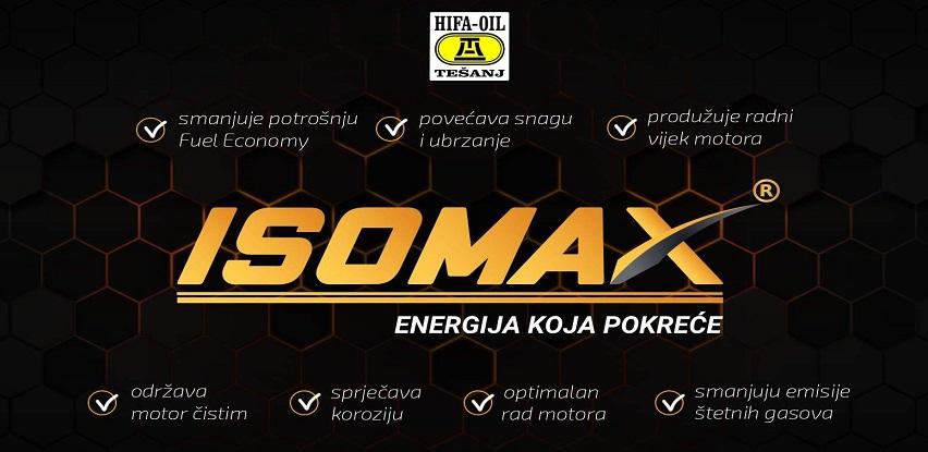 Isomax donosi novi nivo kvaliteta na tržište
