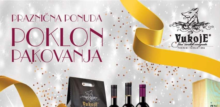 Obradujte svoje poslovne partnere vinom iz Podruma Vukoje