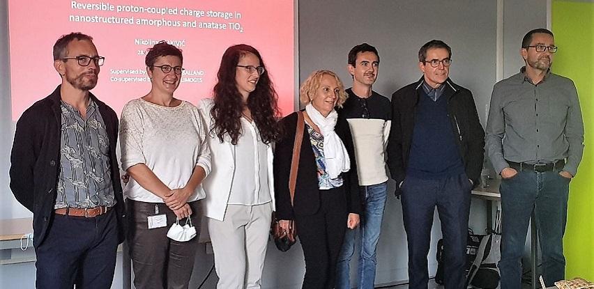 Uz podršku kompanije Prointer ITSS: Banjalučanka Nikolina doktorirala na Sorboni