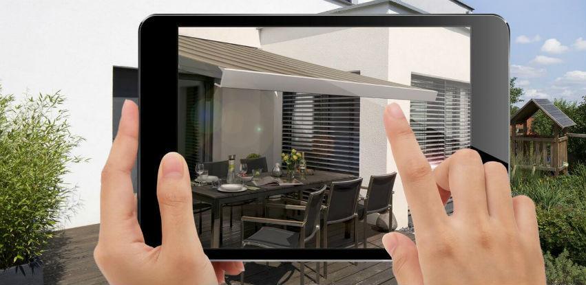 Omiljenu tendu vidite izravno u vlastitom domu pomoću aplikacije WAREMA Designer