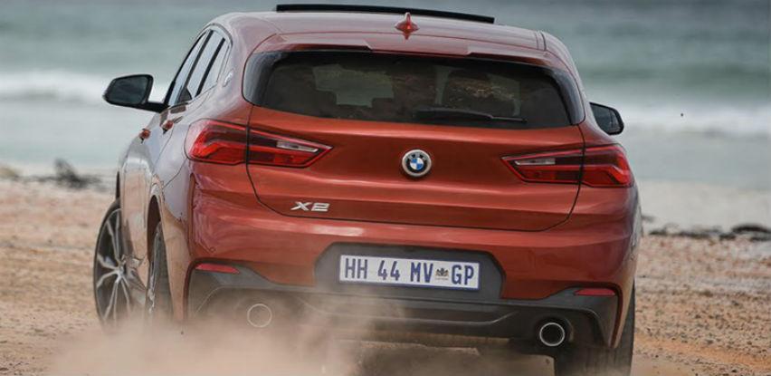 Krenite u nove avanture sa BMW X2