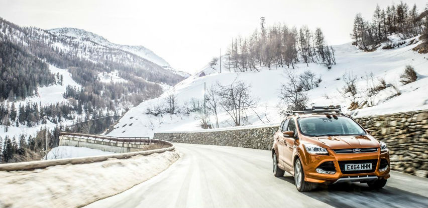 Ford BiH - Posebna zimska ponuda!