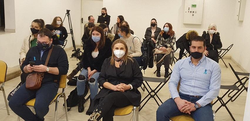 Predavanja i izložba plakata u okviru akcije Stop karcinomu grlića materice