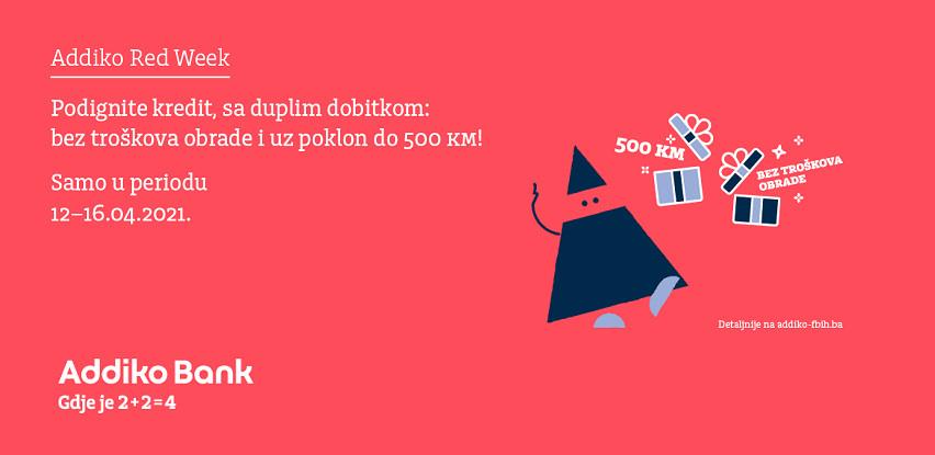 Ugovorite kredit bez troškova obrade i počastite se poklonom do 500 KM!