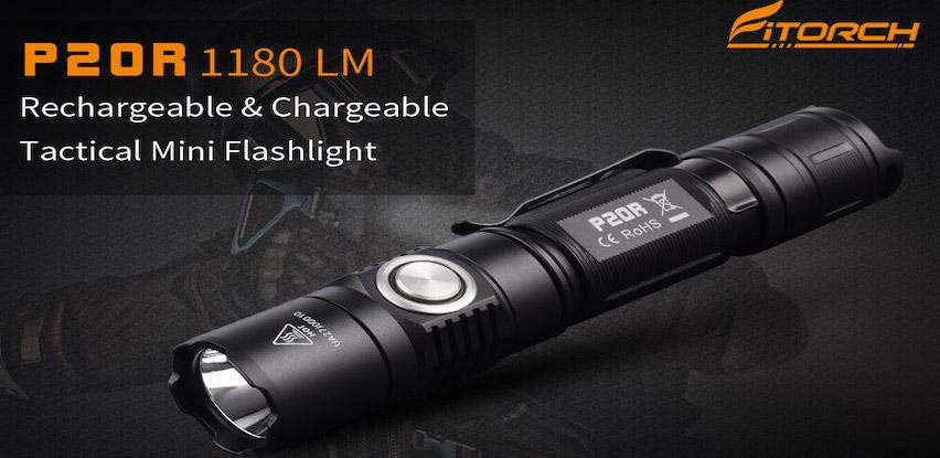 Baterijska lampa Cree X-PL, P20R