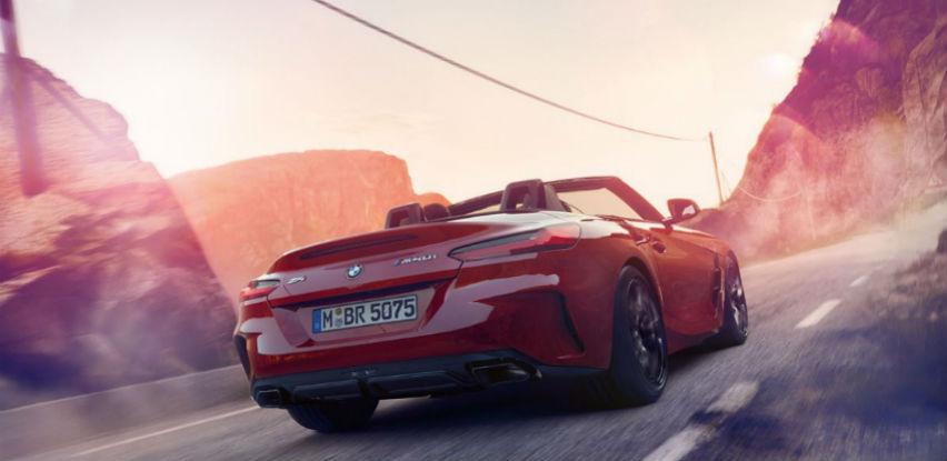 BMW Z4 za one koji traže slobodu i avanturu