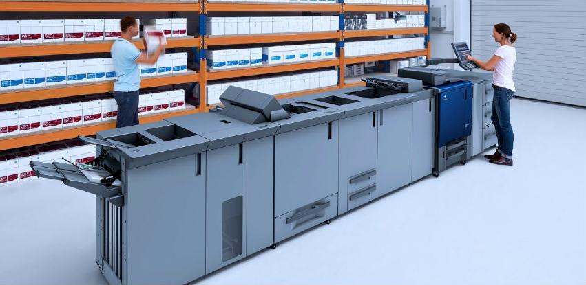 AccurioPress C3070/C3080 - Nova generacija kolor produkcijskih sistema