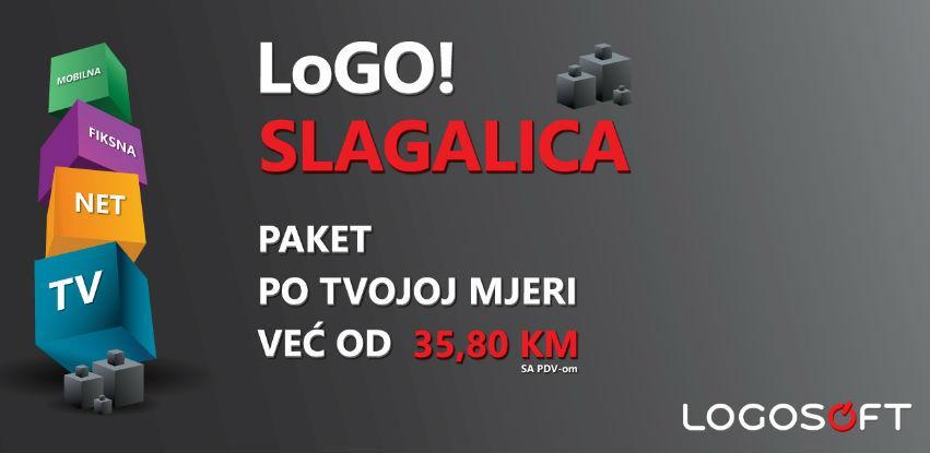 NOVO: LoGO! Slagalica - Paket po tvojoj mjeri već od 35,80 KM