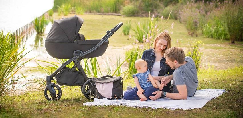 Poklonite sebi i bebi što duže, ljepše i mirnije šetnje svakog dana