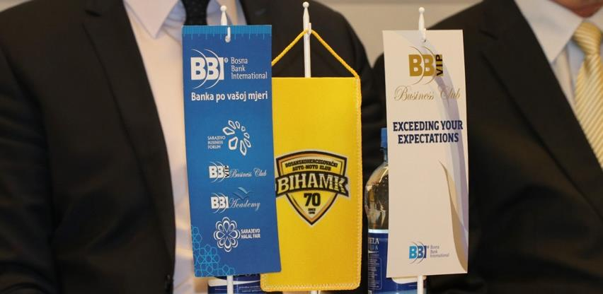 Korisnicima BBI Premium i Prestige paketa besplatna članarina u BIHAMK-u