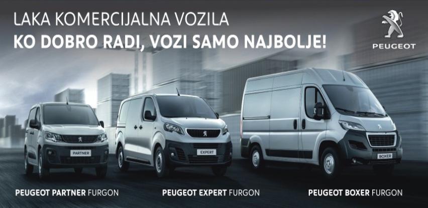 Majstorski prostran - Peugeot BOXER furgon Confort 330 L1H1