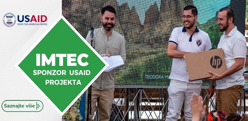 IMTEC sponzor USAID projekta 'Ljepota zaštićene prirode BiH'